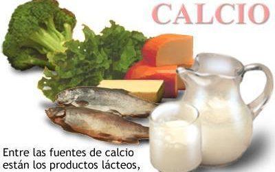 Osteoporosis y Minerales: Calcio