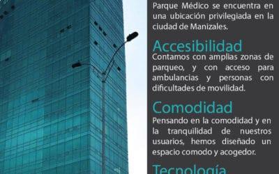 Nuestro Consultorio en el Edificio Parque Médico
