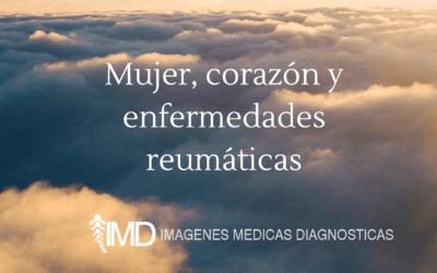 Mujer, corazón y enfermedades reumáticas
