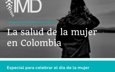Día de la mujer: La salud de la mujer en Colombia