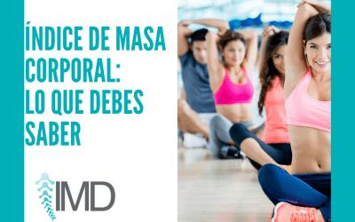 Índice de masa corporal: Lo que debes saber