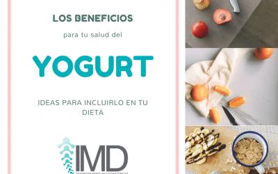 Los beneficios para la salud de yogurt