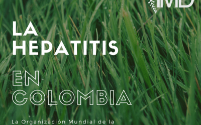 La hepatitis en Colombia