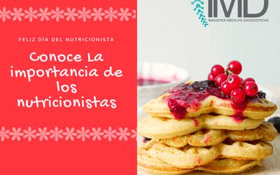 Día del nutricionista: La importancia de estos profesionales