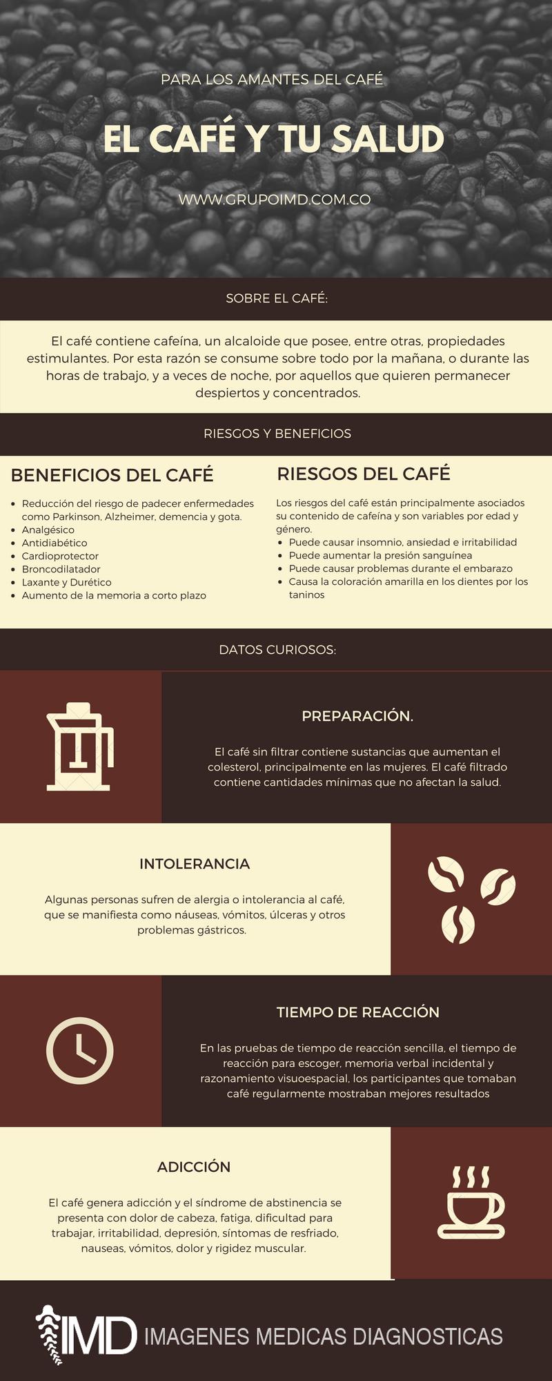 el cafe y la salud