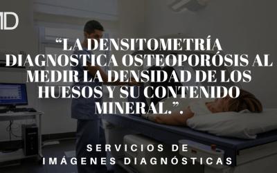 La Densitometría
