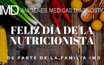 Feliz Día del Nutricionista