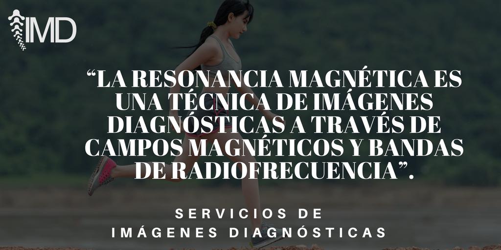 Servicio Resonancia Magnética